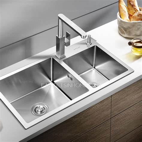 Designer Stainless Steel Rotatable Square Shaped Kitchen