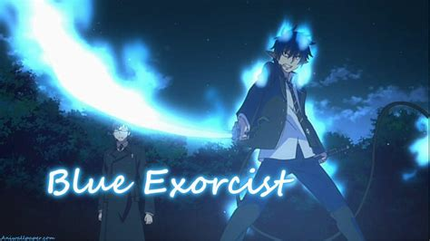 blue exorcist wallpapers