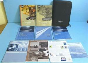 06 2006 Ford Expedition Owners Manual With Family Dvd