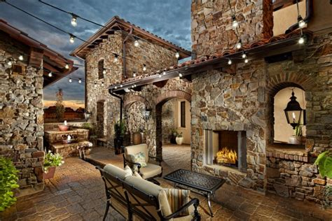 extraordinary luxurious mediterranean patio designs   love