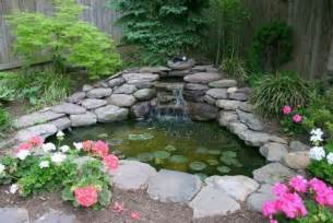 Back Yard Ponds and Water Features