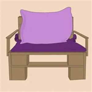 Fauteuil En Palette Facile : fabriquer un fauteuil en palette am nagement de jardin ~ Melissatoandfro.com Idées de Décoration