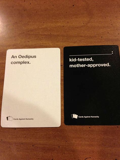 humanity against cards combos funny play game combinations funniest most mom quotes last card insane plays theawesomedaily hilarious imgur another