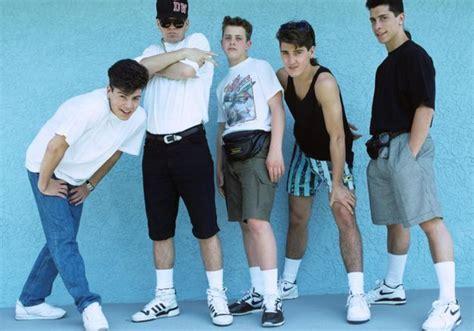 New Kids On The Block  Le Retour Du Boys Band 90's ! Elle