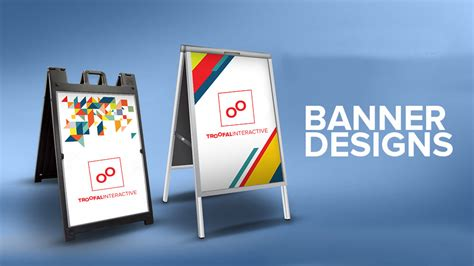 Banner Design  Troofal Interactive Services