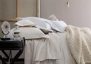 Plaid De Lit : comment choisir son linge de lit nos id es pour un lit cosy elle d coration ~ Teatrodelosmanantiales.com Idées de Décoration