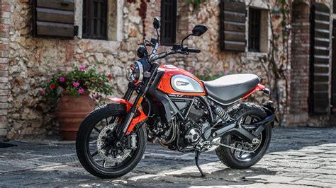 Ducati Scrambler Icon 2019 by 2019 Ducati Scrambler Icon Ride A Modern Classic
