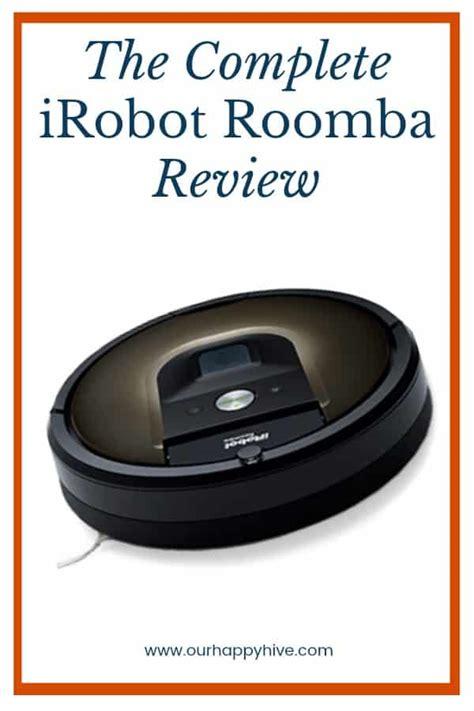 irobot roomba review  happy hive
