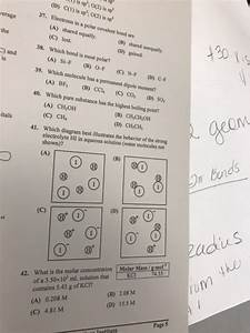 Solved  Electron Is A Polar Covalent Bond Are Shared Equal