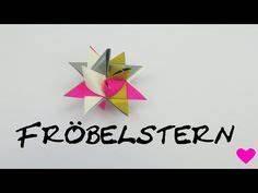 Fröbelstern Basteln Anfänger : die besten 25 fr belsterne falten ideen auf pinterest fr belstern origami weihnachtsdeko und ~ Eleganceandgraceweddings.com Haus und Dekorationen