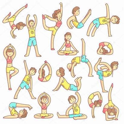 Yoga Poses Couple Doing Headstand Posturas Pareja