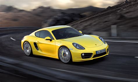 Porsche 4 Cylinder by Porsche To Debut 4 Cylinder Cayman Turbo At The 2013