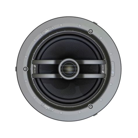 Home » shop » in ceiling » niles cm7fx in ceiling… magnetically attached microthin™ round speaker grilles ensure a clean, unobtrusive designer appearance that blends with the room's. Niles CM7MP 7 inch Multi Purpose In Ceiling Speaker (pair ...