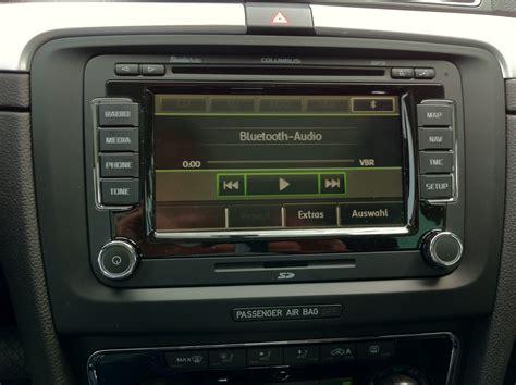 Besseres Bluetooth Streaming Bei Skoda Ab Mj 2012