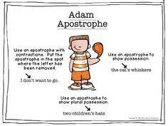 apostrophes images teaching writing grammar