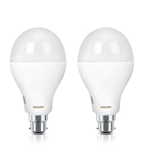 philips 20w led bulb pack of 2 buy philips 20w led bulb
