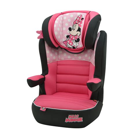siege auto groupe 1 2 3 recaro nania r way disney child high back booster car seat