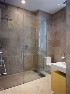 Baños pequeños con ducha 38 diseños de moda