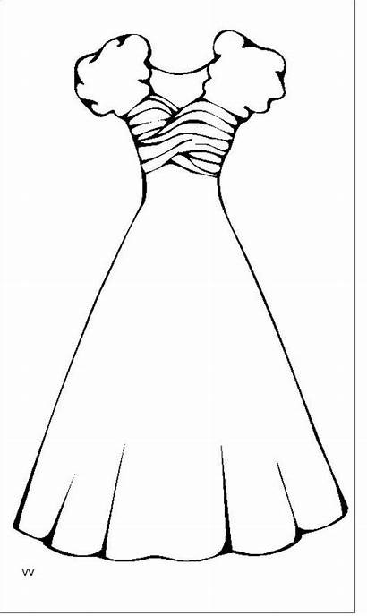 Coloring Pages Dresses Adult Adults Teens Colouring