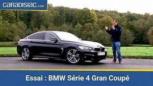 Bmw Série 4 Gran Coupé Versions : essai bmw s rie 4 gran coup youtube ~ Maxctalentgroup.com Avis de Voitures