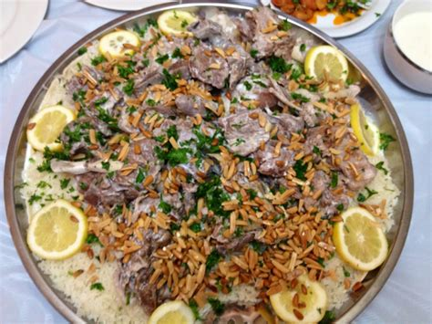 mansaf traditional dish