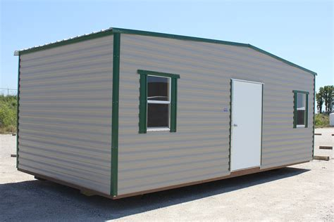 10x20 metal storage shed storage shed 10 x 20 with green trim buildings