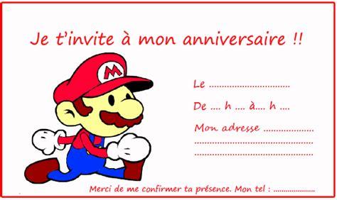 Carte Invitation Anniversaire 8 Ans Garçon Carte