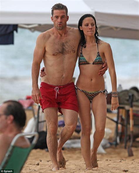 Scott Speedman and Last Resort co-star Camille De Pazzis