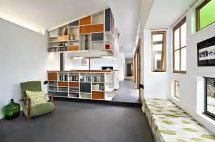 creative small house extension reusable materials idea