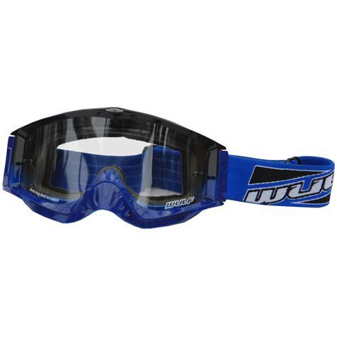 goggles motocross wulfsport shade anti fog motocross enduro off road helmet