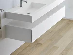 Meuble Tiroir Salle De Bain : unico meuble pour salle de bain by rexa design design ~ Edinachiropracticcenter.com Idées de Décoration