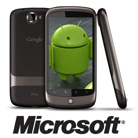 android htc htc signs patent deal with microsoft android smartphones
