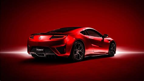 Acura Nsx 2017 2 Wallpaper