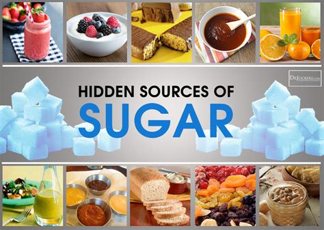 glucose cuisine 10 sources of sugar you didn 39 t about