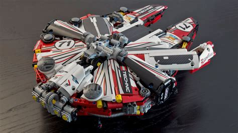 siege millenium the lego millennium falcon looks fantastic decked out in