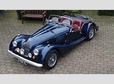 '84 Morgan Plus 8 Union Jack Vintage Cars