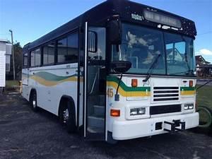 2002 Blue Bird Cs Transit Bus 6306 - Bluebird Buses  Transit Buses