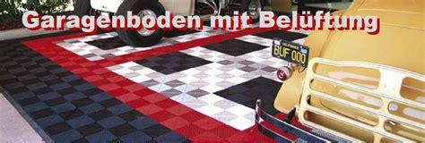 Pvc Boden Garage Günstig by Pvc Garagenfliesen Als Garagenboden