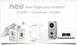 Aio Creator Neo : mediola mit neo plugins f r qivicon homewizard und ~ Lizthompson.info Haus und Dekorationen