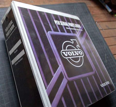 volvo vhd models truck parts catalog diy repair manuals