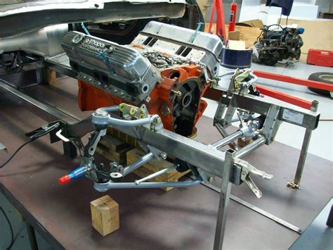 Choosing A Race Car Chassis