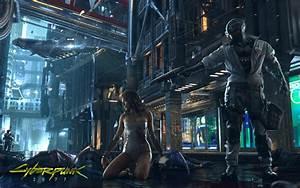 CD Projekt Red Offers Impressive First Look at 'Cyberpunk ...