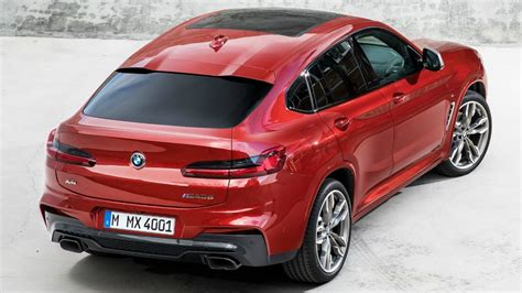 2019 Bmw X4 M40d  Dynamic, Efficient And Versatile Youtube
