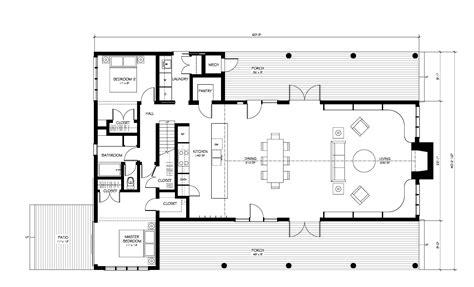 2 farmhouse plans modern farmhouse plans eye on design by dan gregory