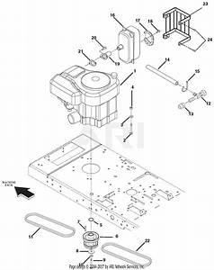 Scotts 1742 Engine Intake Diagram