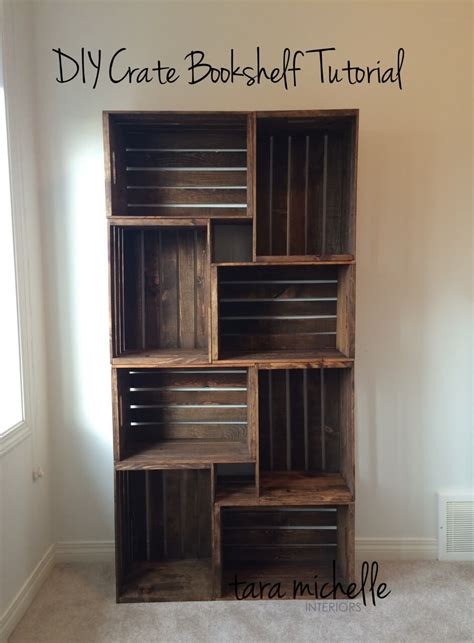 diy bookshelf ideas  designs