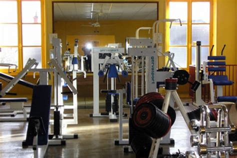 bac 18 musculation bourges