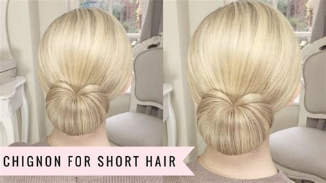 What Is A Hair by A Chignon For Hair By Sweethearts Hair