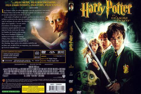 harry potter et la chambre des secret en jaquette dvd de harry potter et la chambre des secrets