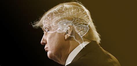 neurologically wrong  donald trump
